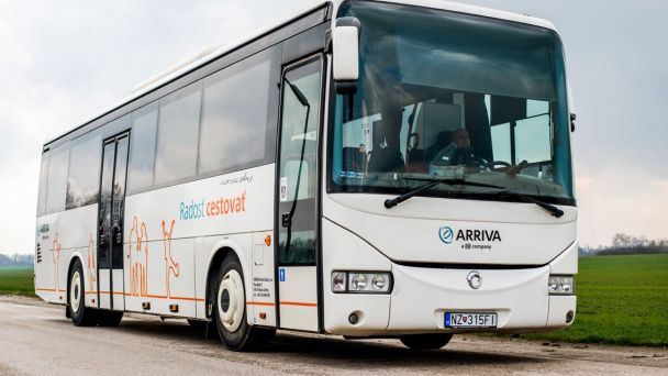 Autobusová doprava v mesiaci jún 2020